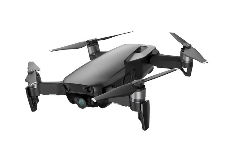 Квадрокоптеры и экшн-камеры