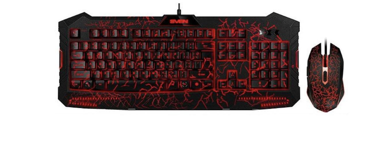 Клавиатуры, мыши, геймпады