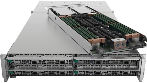 Серверы Intel