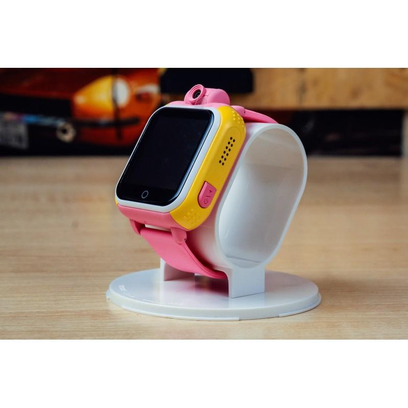 Продаются часы smart baby watch в красивой пластиковой прозрачной коробочке: прекрасное оформление.