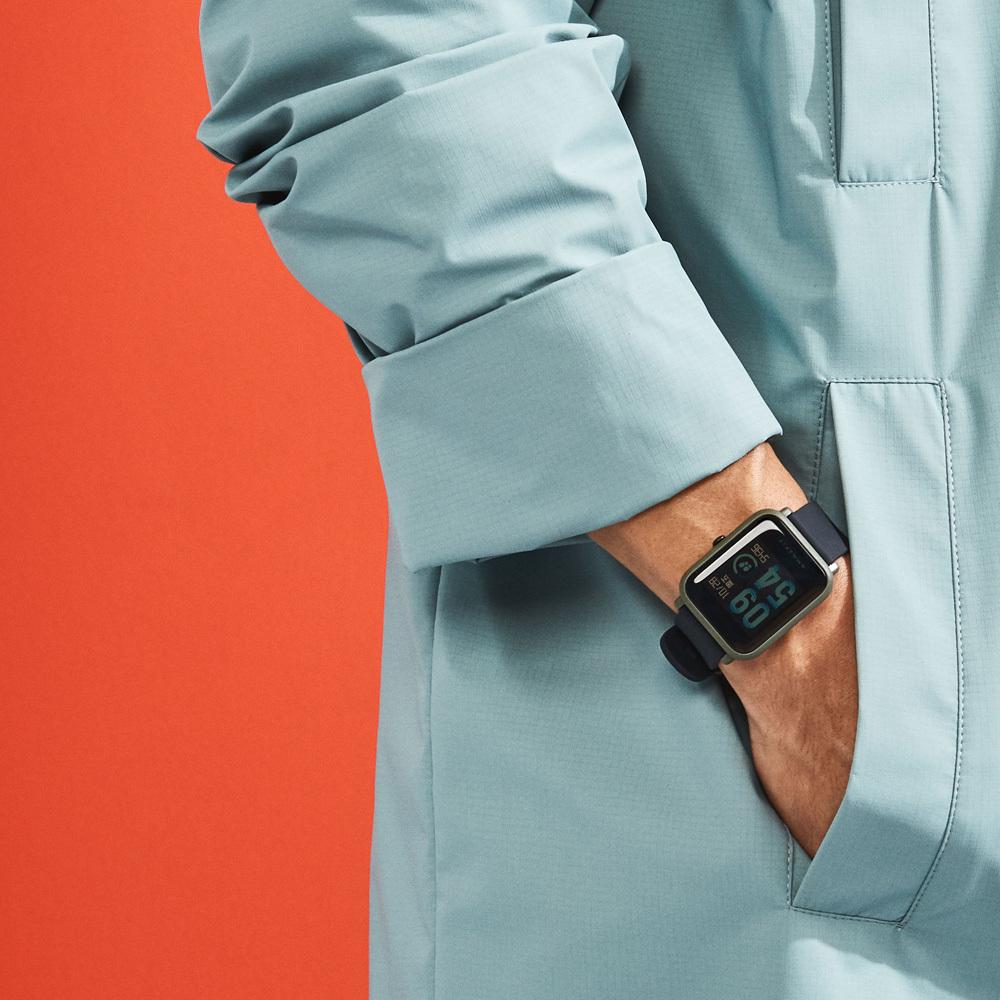 Model: xiaomi amazfit bip smart watch english version.