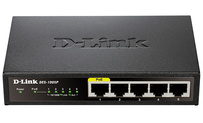 D-Link <DGS-1005P> (коммутатор