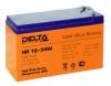 Delta HR-12-34W (12V,9Ah)