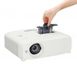 Мультимедиа-проектор Panasonic PT-VW545NE,