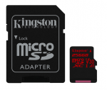MicroSDXC 256Gb Kingston