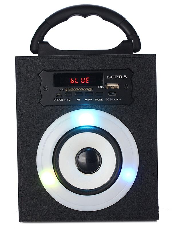 Аудиомагнитола Supra BTS-550