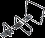 Металлическая скоба-органайзер для